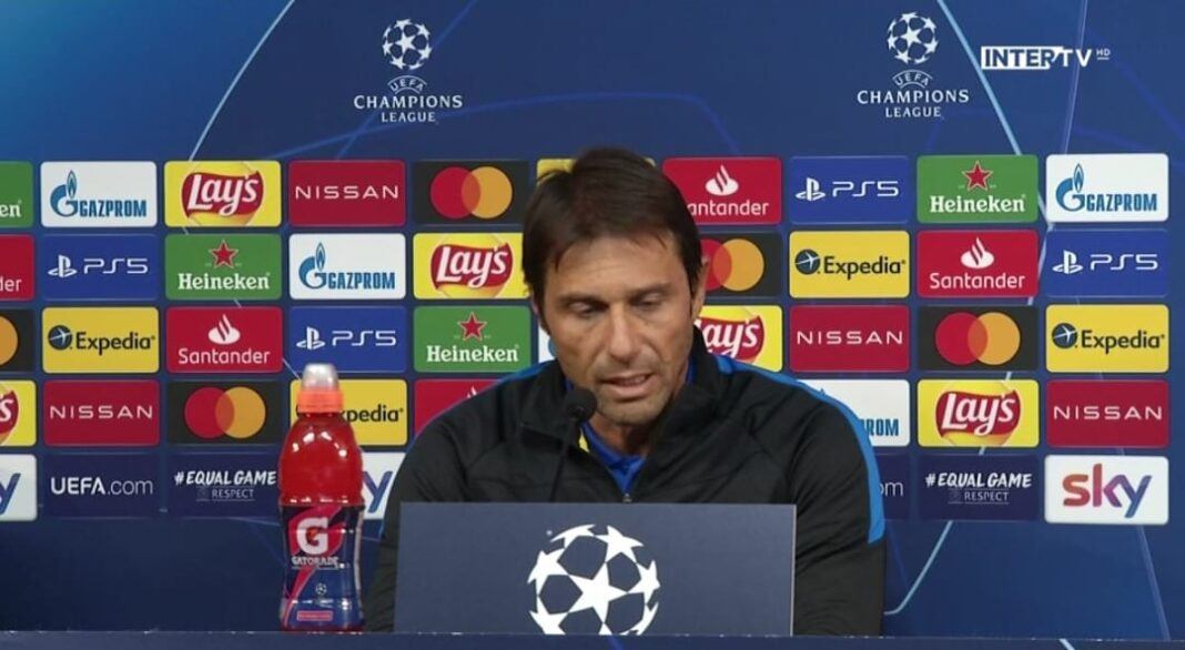 Antonio Conte Champions
